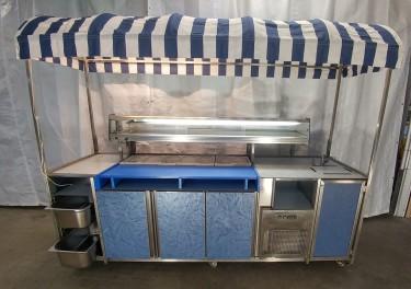 Cafeteria Technik, Schausteller Bedarf, Gastrobedarf Eigenfertigung